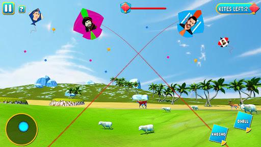 Ertugul Kite Flying Basant Combat 3D screenshots 4