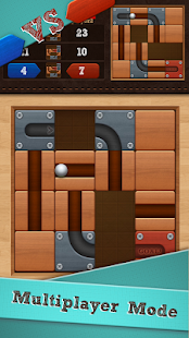 Roll the Ball® - slide puzzle Screenshot