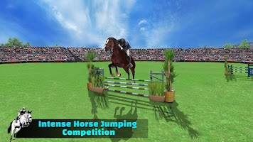Horse Jumping Simulator 2021