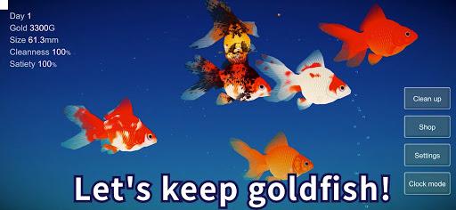 Goldfish 3D - Relaxing Aquarium Fish Tank  screenshots 3
