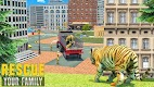 screenshot of Virtual Tiger Family Simulator: Wild Tiger Games