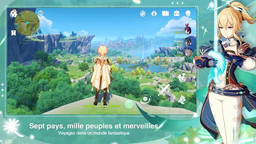 Code Triche Genshin Impact (Astuce) APK MOD screenshots 2