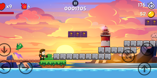 Super Adventure Run - World of Amazing Adventure  screenshots 3