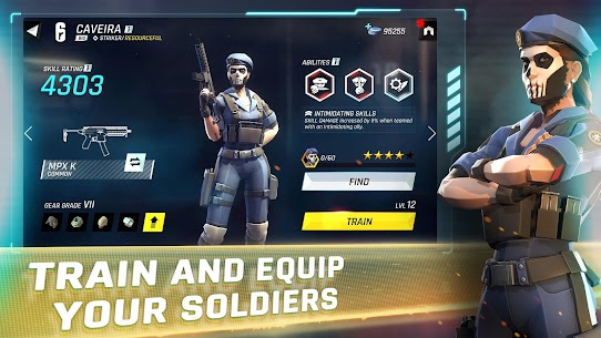 Tom Clancy's Elite Squad – Military RPG 1.4.2 2