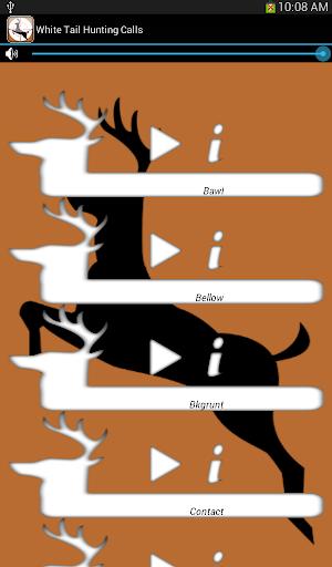 Whitetail Hunting Calls  screenshots 11