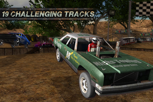 Demolition Derby: Crash Racing  screenshots 2