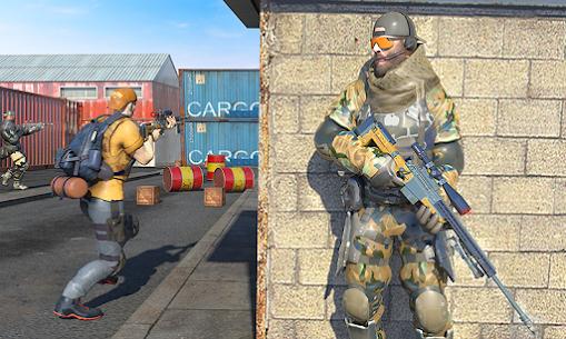 Sniper Game Of Commando Strike Game Hack & Cheats 5