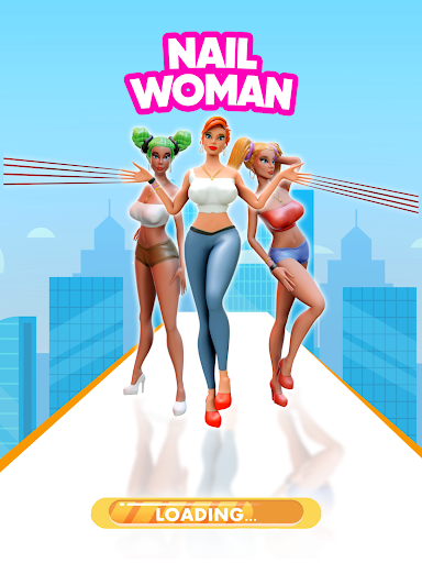 Nail Woman: Baddies Long Run, High Women Nails  screenshots 8