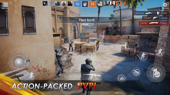 Face of War: Modern PvP Action Shooter 2021 5