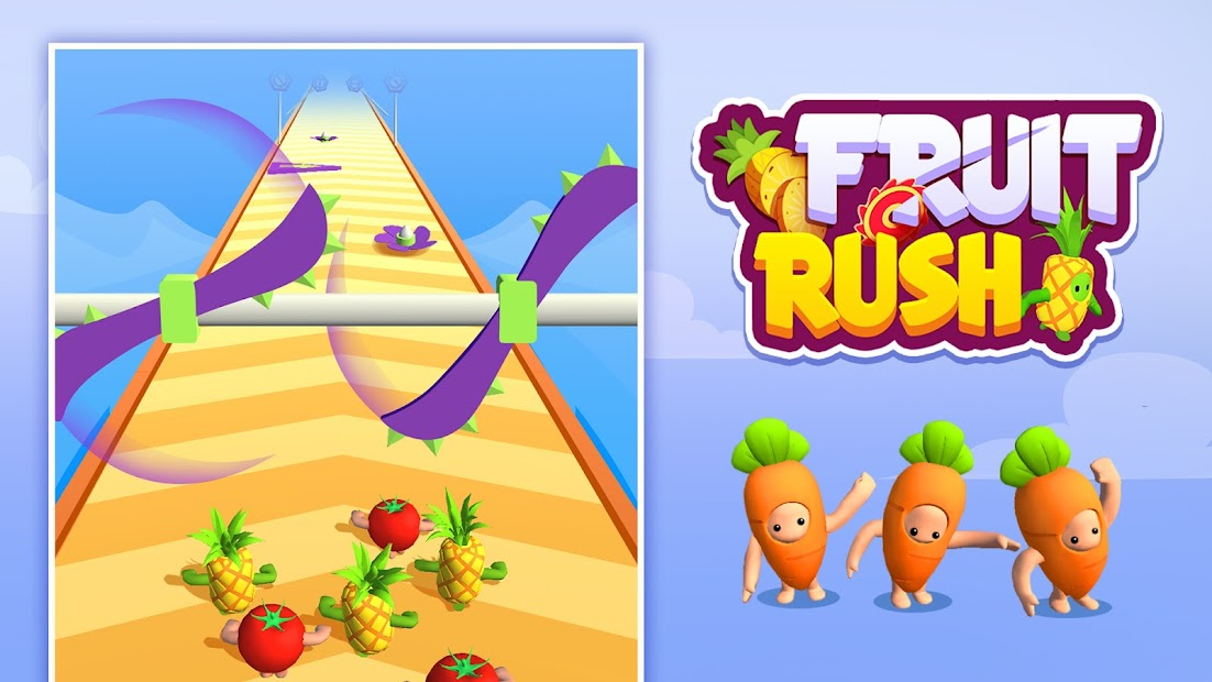 Fruit Rush screenshot 6