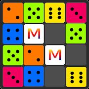 Classic Dice Merger- Ludo/Block/Merge/Color Puzzle