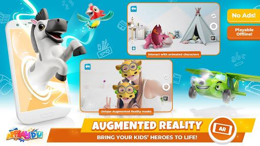 Applaydu by Kinder - Free Kids & Toddlers Games  screenshots 2