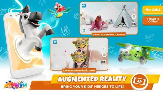 Applaydu by Kinder – Free Kids & Toddlers Games 2