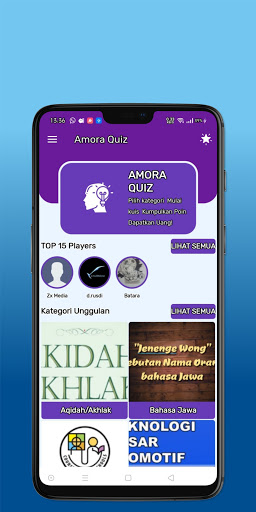 Amora Quiz - Hasilkan Uang 3.0 Screenshots 2