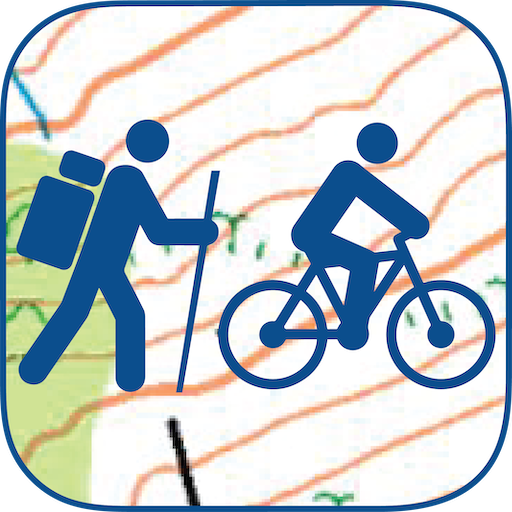 OMN - Offline OS Maps for Hiking & Biking