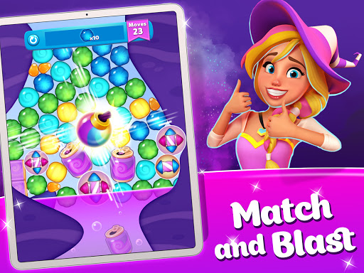 Crafty Candy Blast - Sweet Puzzle Game modavailable screenshots 14