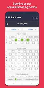 BookMyShow – Movie Tickets & Live Events Mod 8.0.0 Apk [Unlocked] 3