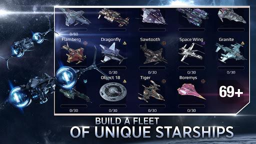 Star Conflict Heroes 3D RPG Online  screenshots 1