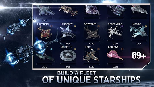 Star Conflict Heroes 3D RPG Online Mod Apk (Unlimited Money) 1