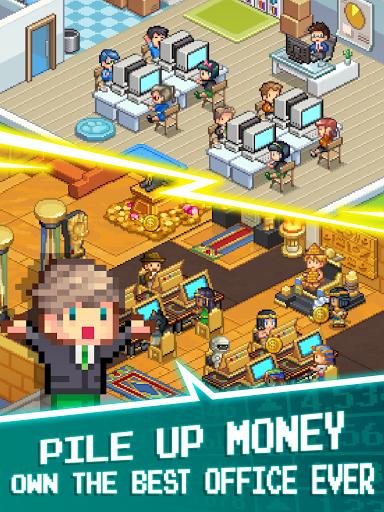 Tap Tap Trillionaire - Cash Clicker Adventure  screenshots 8