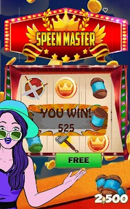 Speen Master – Daily Spins and Coins 1.23 Mod + Data (APK) Full 2