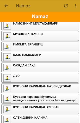 Namoz Kitobi 2020 1.3 Screenshots 21