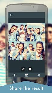 KVAD Camera + v1.10.1 MOD APK – best selfie app, cute selfie, Grids 4