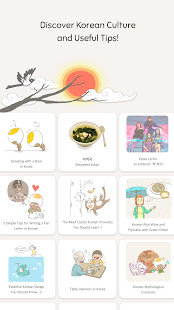 Eggbun: Learn Korean Fun 4.4.83 Screenshots 15