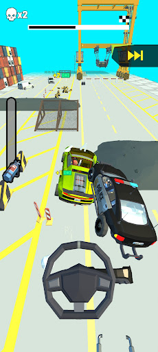 Drivengers - Drive and smash! apkpoly screenshots 1