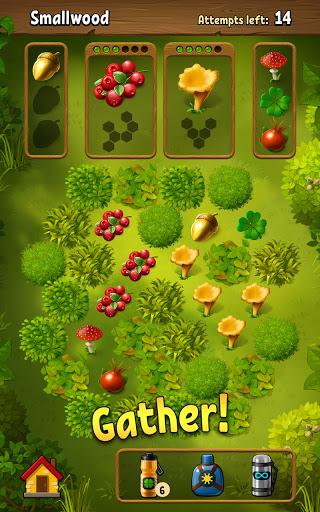 Forest Bounty — restaurants and forest farm 2.5.1 screenshots 1
