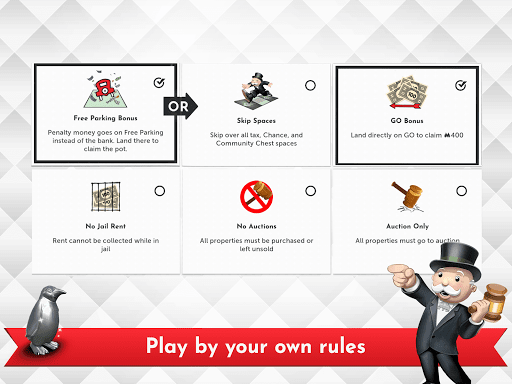 Monopoly - Board game classic about real-estate!  screenshots 14