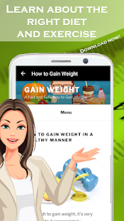 Gain Weight Step by step guide! Diet & Exercise