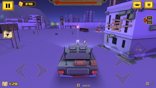 BLOCKAPOLYPSE™ - Zombie Shooter 1.12 screenshots 2