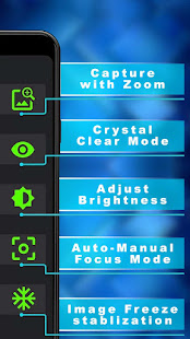 Magnifier Image Processing HD Zoom Camera