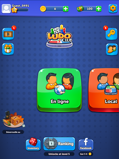 Code Triche Ludo Club - Amusant jeu de dés (Astuce) APK MOD screenshots 3