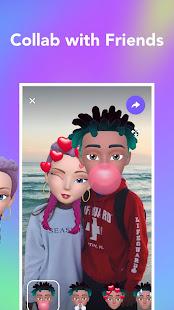 Face Cam | Face Emoji Avatar