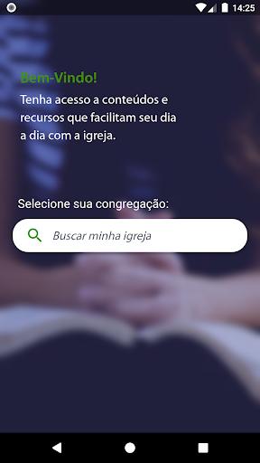 Foto do App da Igreja