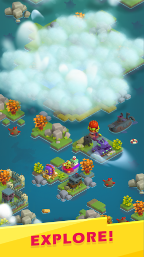 Coin Scout - Idle Clicker Game  screenshots 2
