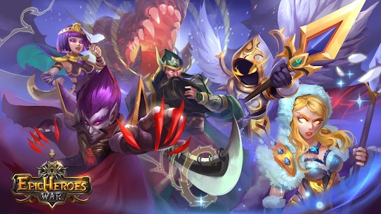 Epic Heroes War: Shadow Lord Stickman – Premium 5