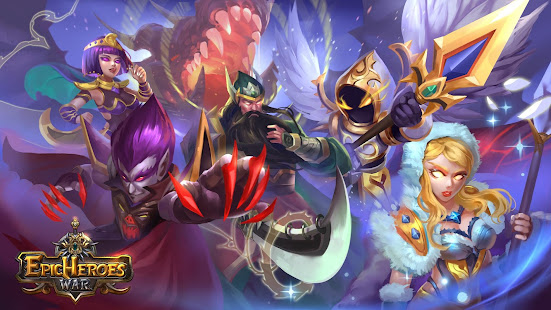 Epic Heroes War: Shadow Lord Stickman - Premium Unlimited Money