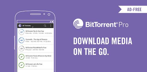 BitTorrent® Pro - Official Torrent Download App .APK Preview 0