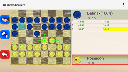 Checkers by Dalmax 8.2.0 Screenshots 5