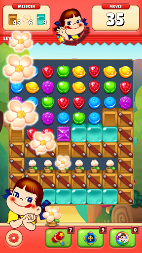 Milky Match : Peko Puzzle Game screenshots 7
