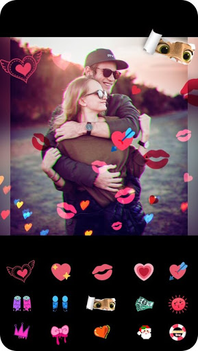 Pic Collage Photo Editor & Beauty Selfie Cam  Screenshots 7