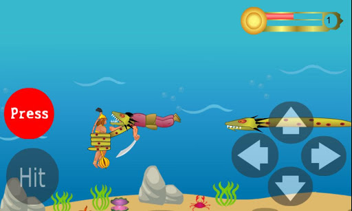 Hanuman the ultimate game apktram screenshots 3