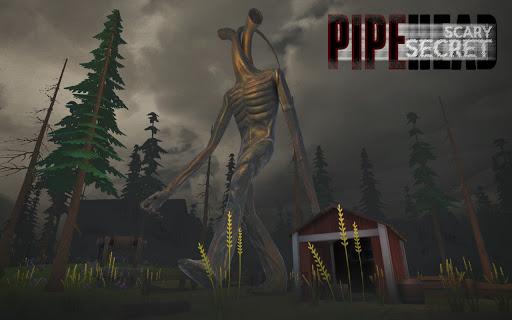 SCP Pipe Head Forest Survival Apkfinish screenshots 4