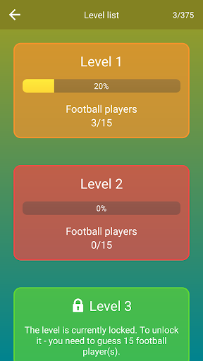 Guess the Soccer Player: Football Quiz & Trivia 2.30 Screenshots 4