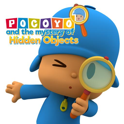 Pocoyó Y El Misterio De Los Objetos Ocultos.