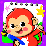Coloring book for kids - Doodle, Color & Draw Game