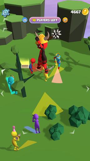 Stickman Smashers -  Clash 3D Impostor io games 1.0.5 screenshots 12